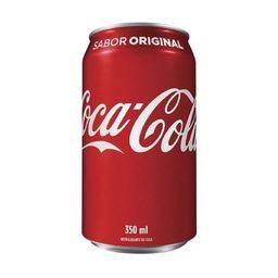 Coca-cola lata 350 ml (comum ou zero)