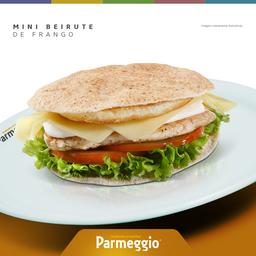 Mini Beirute de Frango  + 1 Refrigerante 350ml