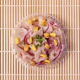 Ceviche de Peixe Branco - 120g