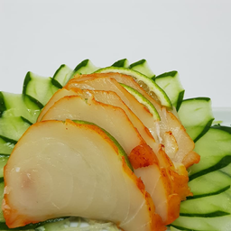 Sashimi de Hadock - Unidade