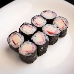 Hossomaki Kani Maki - 10 Peças