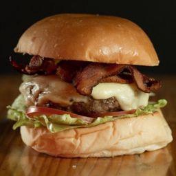 X Bacon Salada