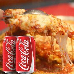 Frango Super para 2 + 2 Cocas