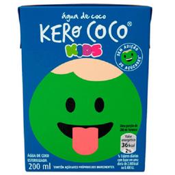 Água de Coco - Kero Coco Kids 200ml