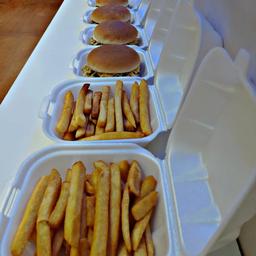Combo X-burger