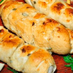 Porção de Pão de Alho