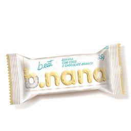 Bananinha de Chocolate Branco com Coco