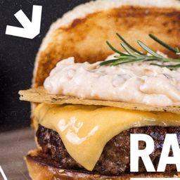 Hambúrguer Rayz