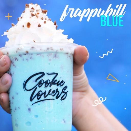 Frappubill Blue