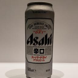 Asahi 500ml