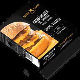 Hambúrguer de Shitake Congelado - 2 Unidades
