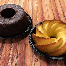 Bolo Redondo de Chocolate - 430g