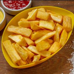Mandioca Frita - 350g