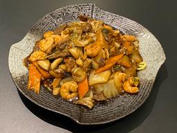 Yakissoba camarão