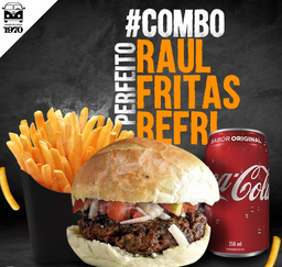 Combo1 - Raul Seixas com Batata-Frita McCain SureCrisp
