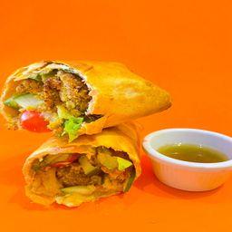 Falafel Veggie Wrap