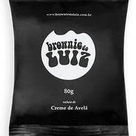 Brownie do luiz avelã