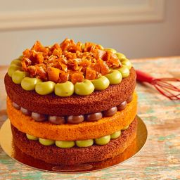 Sugestão Make a Cake Original Ano Novo