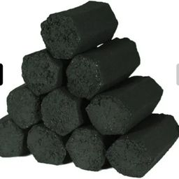 Carvão de Coco Nacional 500g à Granel