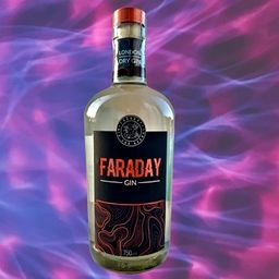 Faraday London Dry Gin