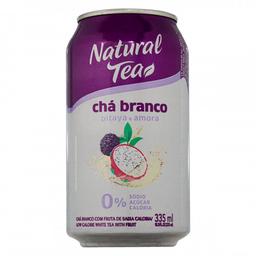 Natural Tea - Chá Branco Pitaya e Amora