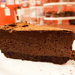 Torta Intensa Chocolate - Fatia