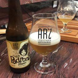 Combo 2 Cervejas Arz  Padrona 355ml