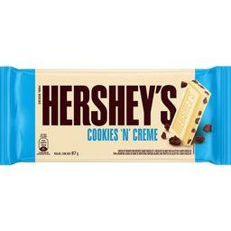 Barra Hershey's Cookies'n'crem