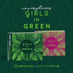Piteira Girls In Green Super Larga