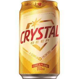 Cristal Lata 350 ml