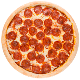 Pizza grande pepperoni