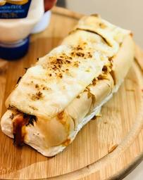 Hot Dog Maçaricado