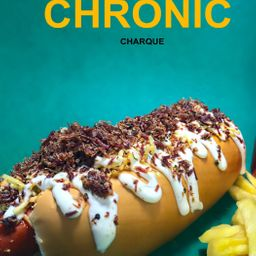 4x Dogs (Chronic) + Refrigerante (1l)