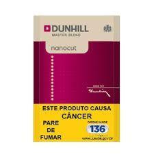 Dunhill nanoct vermelho