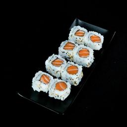 Uramaki salmão - 8 unds.