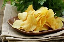 Batata chips | porção individual