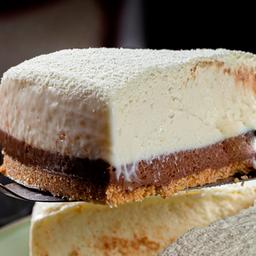 Torta Leite Ninho com Nutella - 140g