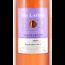 Vinho verde via latina rosé 750ml