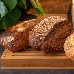 Pão de Figo com Nozes