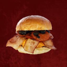B.p Burger