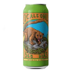 365 Dias - Imperial Stout - Locals Only - 473ml