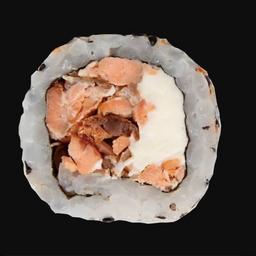 Uramaki Salmão Grelhado (EM DOBRO)