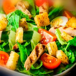 498 - Salada Ceasar