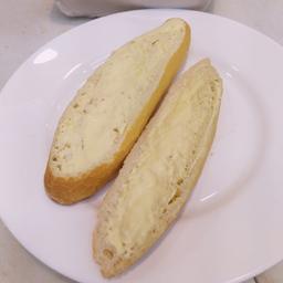 4374 - Pão com Manteiga