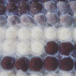 Caixa de doces sortidos - 20 unidades