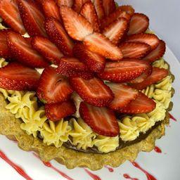 Torta Ninho, Nutella e Morango
