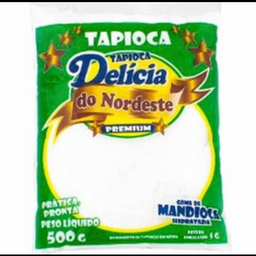 Massa Tapioca Delícia do Nordeste 500g