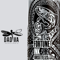 Growler Pet 1L Dadiva Fortune Ink