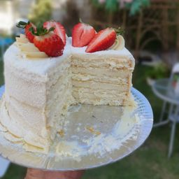 Mr. Torta Gelada de Ninho - Fatia