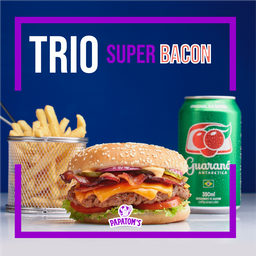 Combo Trio Super Bacon